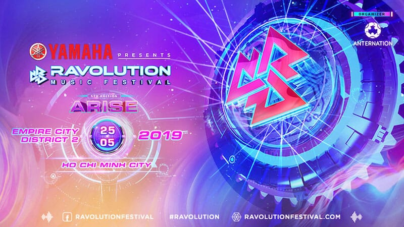 Ravolution Music Festival